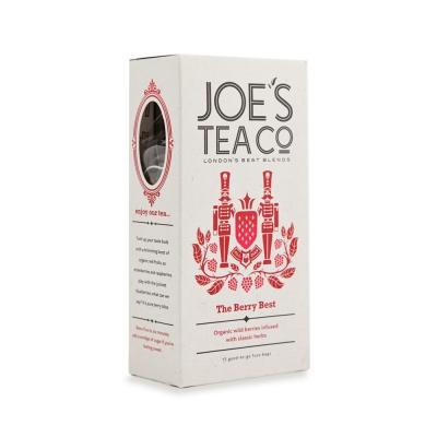 Joe's Tea Co. Joe's Tea Co. The Berry Best