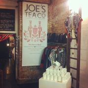 joes tea at kings from the east jaguar shoes